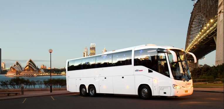 corporate bus hire Sydney