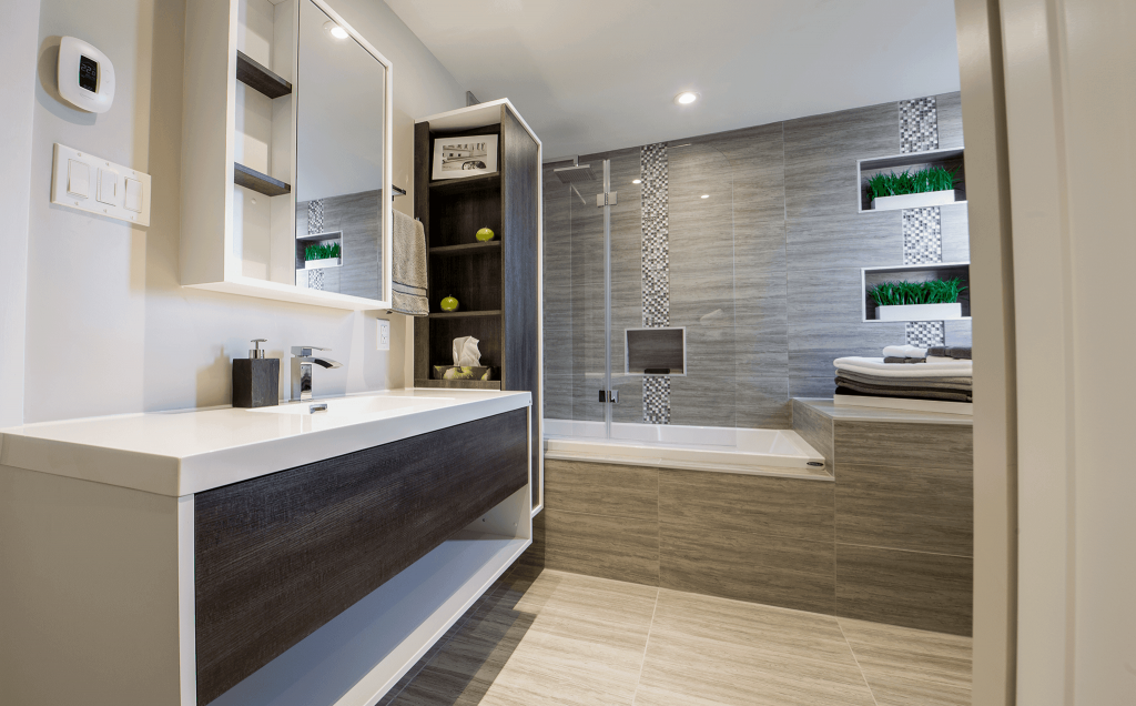 bathroom renovations campbelltown