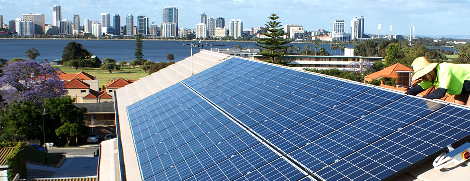 Commercial solar western Australia