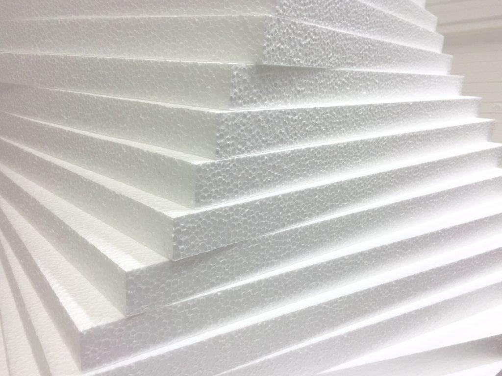 Expanded Polystyrene Blocks