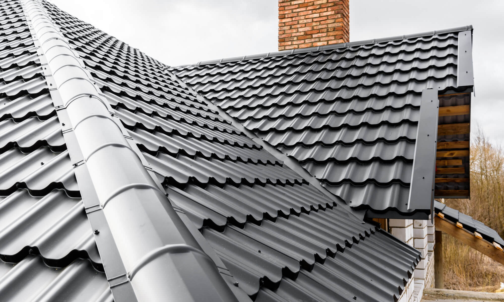 Lower North Shore Metal Roofing