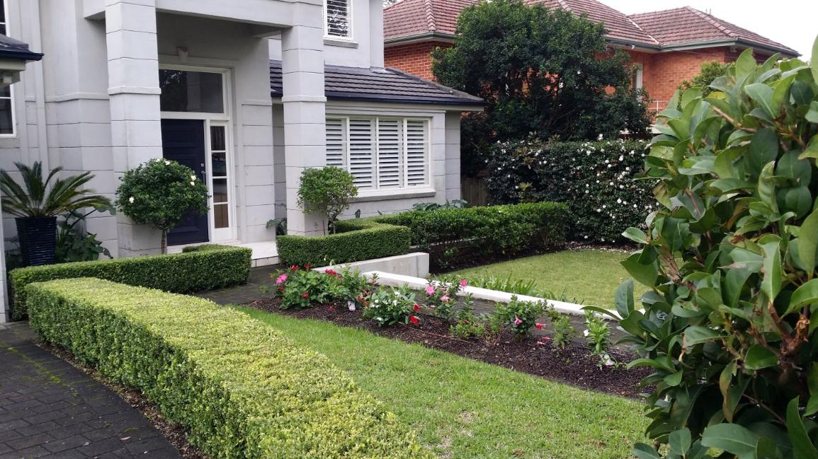 Sydney gardening services