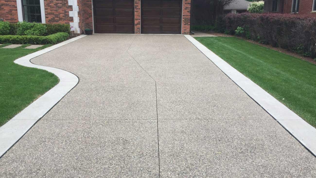 Exposed Aggregate Concrete Adelaide