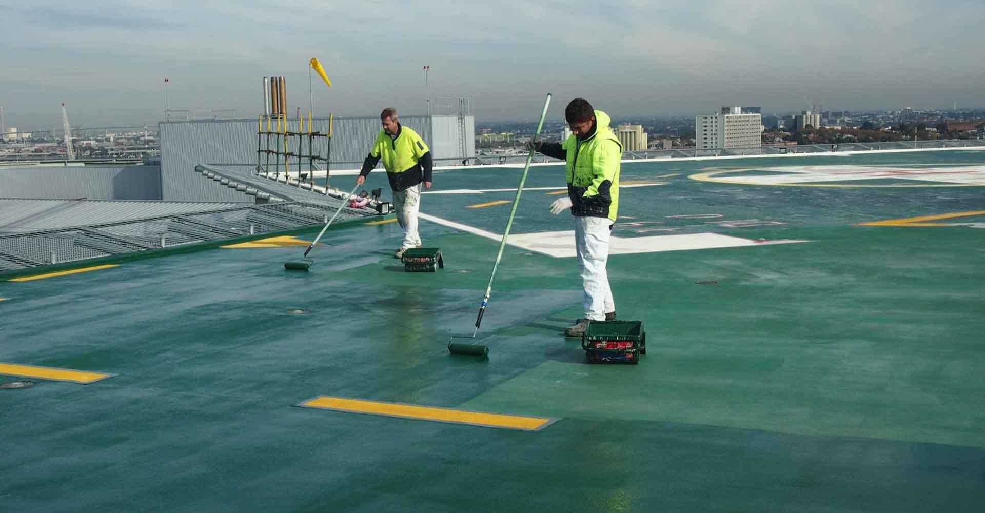 commercial waterproofing in Sydney